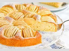 german apple cake  versunkener apfelkuchen_image
