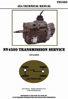 manual repair free 1994 gmc 2500 transmission control nv4500 manuals torque king 4x4
