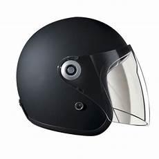 casque avec visiere casque moto jet noir mat avec longue visi 232 re heroes achat vente casque moto scooter casque