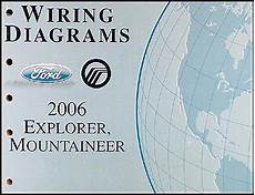 2006 Ford Explorer Mercury Mountaineer Wiring Diagram
