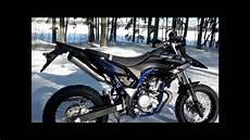 yamaha wr 125x 2013 black blue