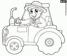 Ausmalbilder Bauernhof Traktor Ausmalbilder Bauern Malvorlagen