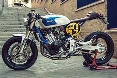 Honda Hornet Pc41 Cafe Racer