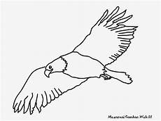 Gambar Burung Garuda Mewarnai Gambar V