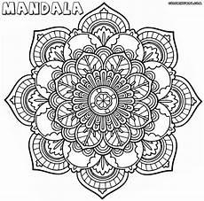mandala colouring pages free 17910 intricate mandala coloring pages coloring pages to and print
