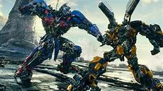 transformers the last bumblebee vs nemesis prime fight transformers the