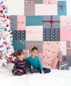 Wrapping Paper Diy Photo Backdrop