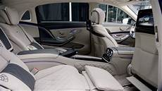 2018 Mercedes Maybach S650 Amazing Interior