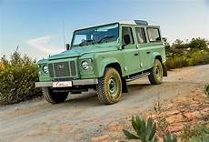 land rover defender 110 heritage edition 2016 review