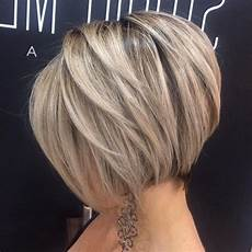 2019 Popular Ash Bob Hairstyles With Feathered Layers