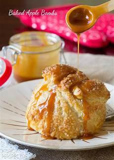 Bratapfel Rezept Klassisch - baked apple recipe apple bombs apple fall applepie