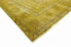 teppich gold vintage teppich gelb gold in 390x280 1001 167180