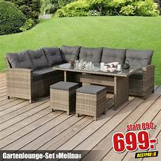 Garten Lounge Angebot - gartenlounge set 187 melina 171 b1 discount ansehen