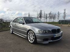 bmw e46 coupe 2004 bmw e46 320cd msport 6spd diesel coupe fsh remapped