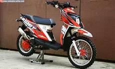 Mio Sporty Modif Trail by Modifikasi Motor Yamaha Mio Menjadi Trail Modifikasi