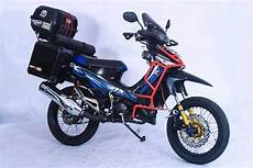 Modifikasi Supra X 125 Touring by Gambar Motor Supra X 125 Modif Touring Myvacationplan Org