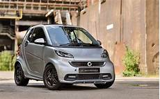 Ten Times Fortwo Special Edition Smart Celebrates Brabus