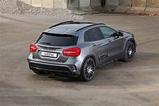 mercedes gla tuning vath infuses the gla 45 amg with 439 hp carscoops