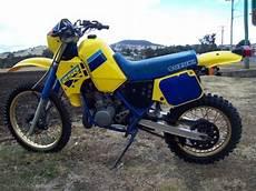 1987 Suzuki Ts 250 X Moto Zombdrive