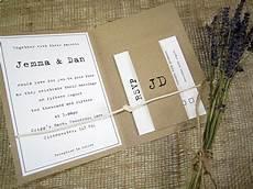 tying the knot rustic invitation 187 sj wedding invitations london
