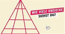 Wie Viele Dreiecke - nur jeder 10 findet alle dreiecke im bild die l 246 sung