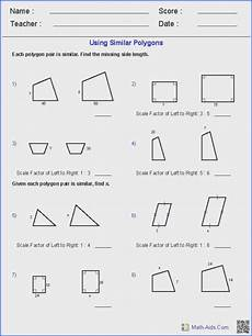 scale factor worksheet mychaume com