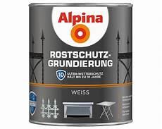 rostschutz metall im aussenbereich alpina rostschutz grundierung zuverl 228 ssiger schutz vor