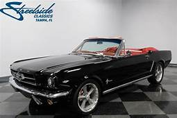 1965 Ford Mustang Restomod Convertible For Sale 71393  MCG