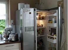 amerikanischer kühlschrank in küche amerikanischer k 252 hlschrank style joan valle