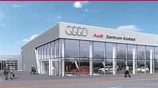 Krefeld Logwerk Wird Mit Audi Zentrum Zur Automeile