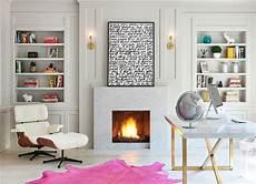 White Home Office Decor Ideas by 20 Ways To Decorate Home Office In White