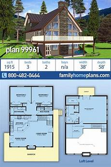 lake house plans for sloping lots sloping lot house plan with bonus area in the walkout