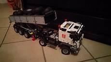 lego technic mercedes arocs sbrick 42043 mod rc