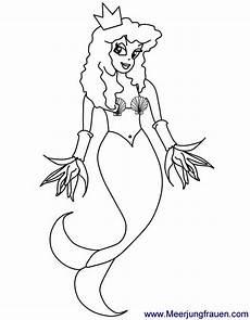 Malvorlagen Meerjungfrau Jung Meerjungfrau Ausmalbilder Kinder Ausmalbilder