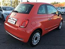fiat 500 d occasion fiat 500 1 2 8v 69ch lounge occasion lievin 12 490