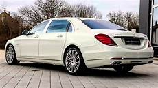 Mercedes Maybach S600 2017