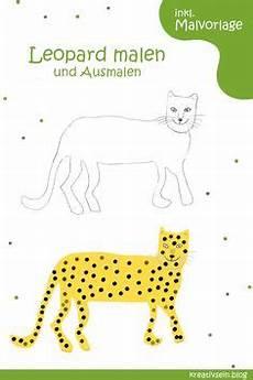 leopard malen f 252 r opa weil opa doch der leopard ist