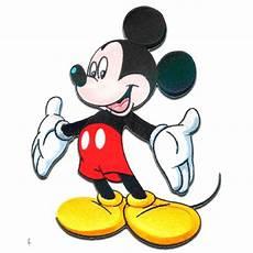 Micky Maus Und Minni Maus Malvorlagen Iron On Patches Mickey Mouse Xl Quot Mickey Standing