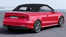 Audi A3 Sportback Maße - audi a3 cabriolet listino prezzi 2018 consumi e