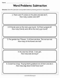 subtraction worksheets word problems 10320 word problem subtraction worksheet teaching