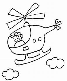 kostenlose malvorlage vatertag helikopter zum ausmalen