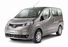 Auto Expo 2014 Nissan Evalia Facelift Showcased Autocar