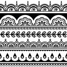 herunterladen indische nahtlose muster design elemente