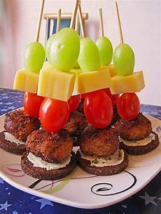 Partysnacks Fingerfood Kalt - frikadellen spie 223 e fingerfood herzhaft