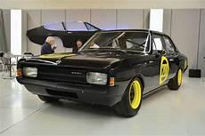 Techno Classica 2013 1968 Opel Rekord C 171 Schwarze Witwe