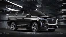 400 mile cadillac escalade electric suv might look like this
