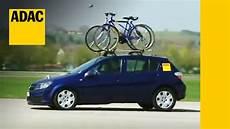 fahrradträger test adac fahrradtr 228 ger im test adac