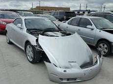 salvage lexus sc 430 cars for sale and auction