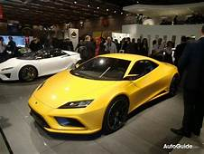 Lotus Elan Concept Is Something Completely Different