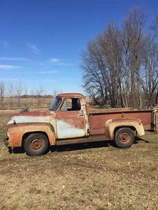 1954 ford pickup f250 f100 rat rod 1951 1952 1953 1955 patina 1950 1949 1948 for sale ford f